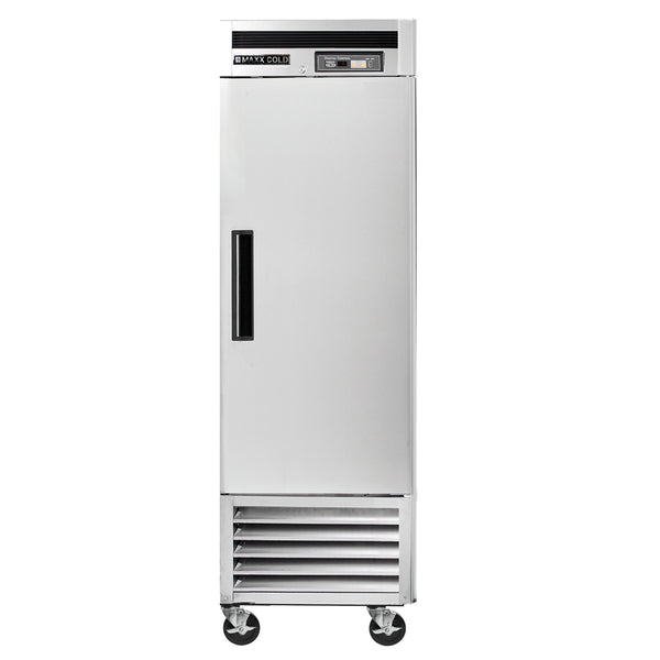 MCF-23FD Reach-In Freezer, Single Door, Bottom Mount
