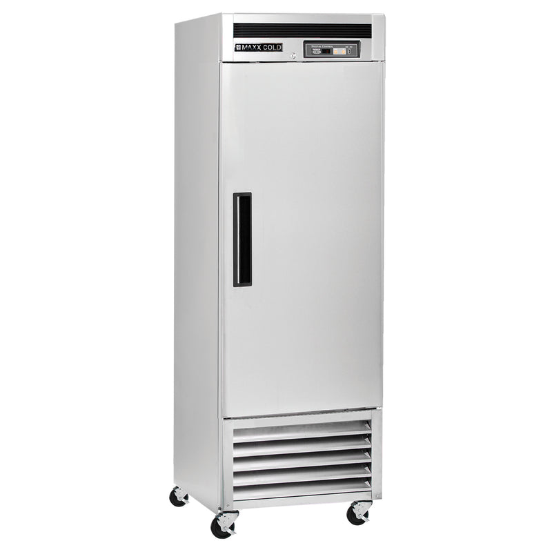 MCF-23FDHC Reach-In Freezer, Single Door, Bottom Mount