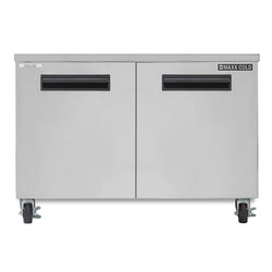 MCF48UHC Undercounter Freezer, Double Door
