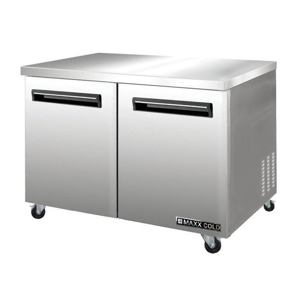 MCF60U(HC) Undercounter Freezer, Double Door