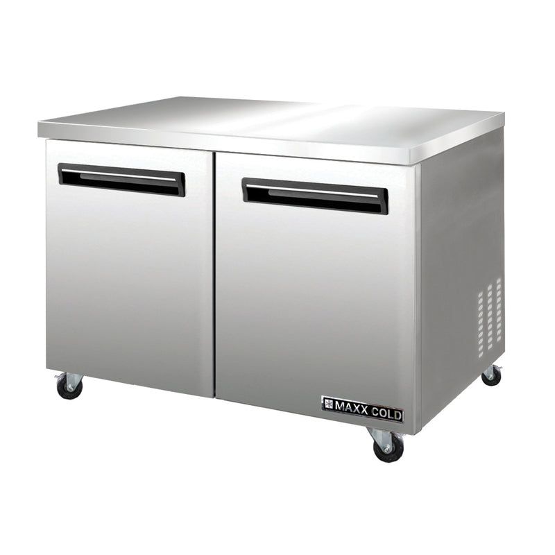 MCF60UHC Undercounter Freezer, Double Door