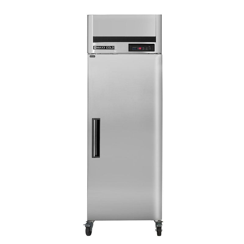 MCFT-23FDHC Reach-In Freezer, Single Door, Top Mount