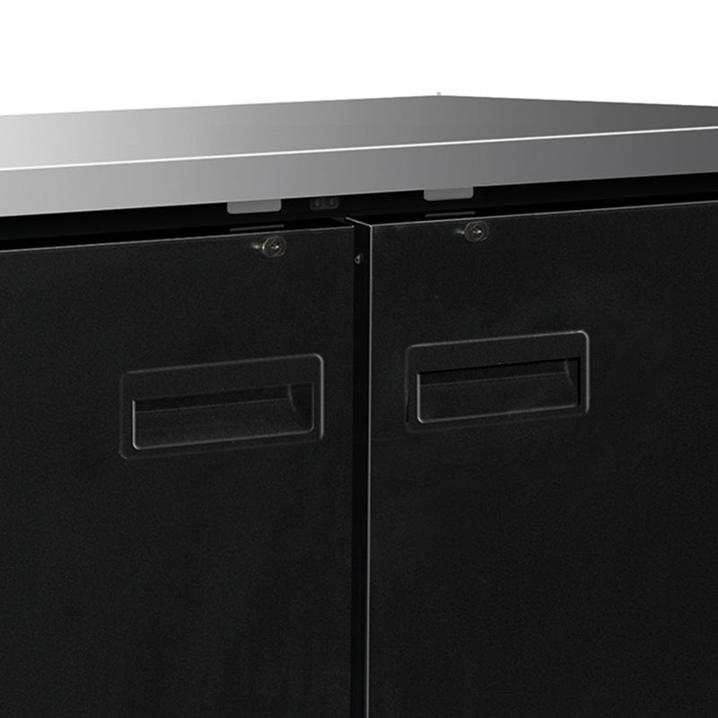 MXBB70HC Back Bar Coolers, Solid Door