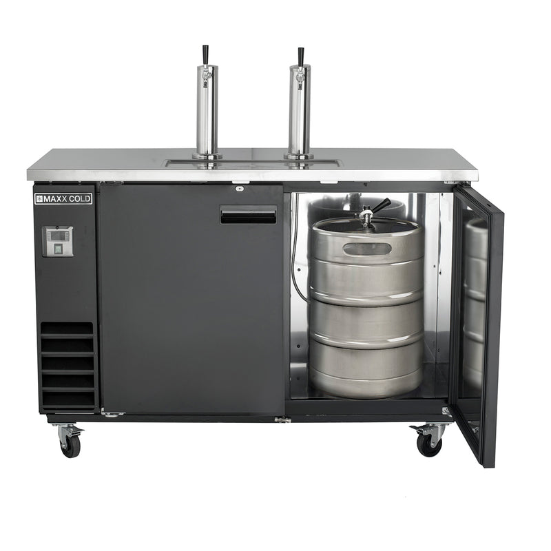 MXBD60-2BHC Beer Tower / Dispenser
