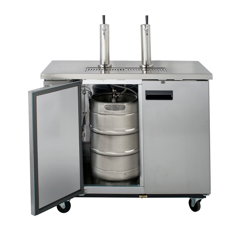 MXBD60-2SHC Beer Tower / Dispenser