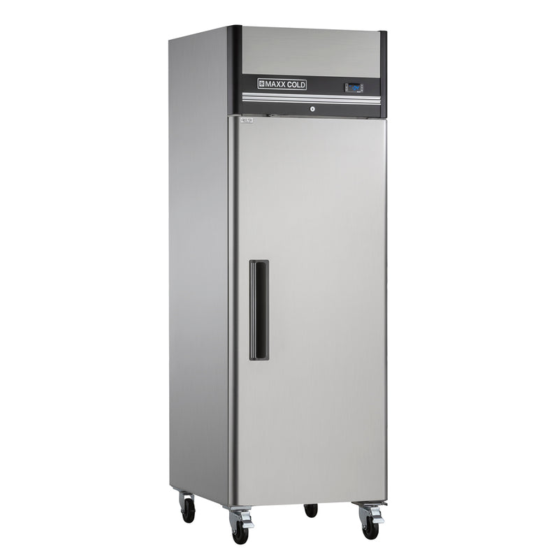 MXCF-19FDHC Reach-in Freezer, Single Door, Top Mount