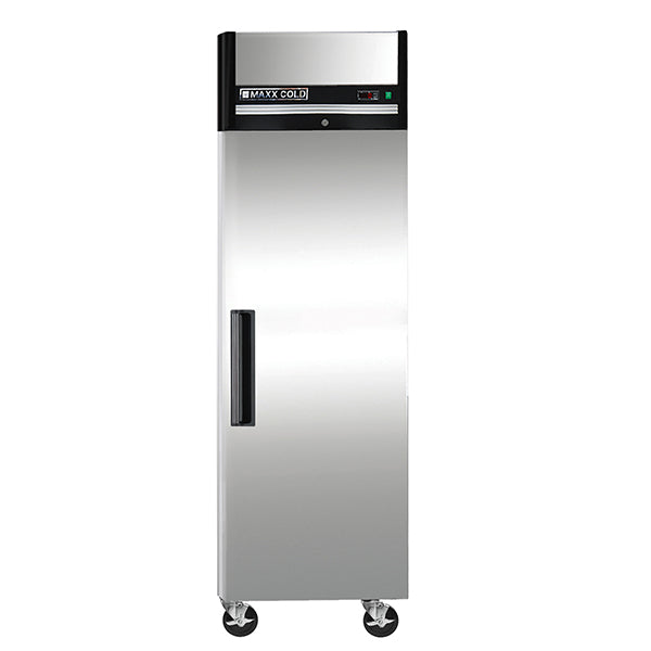 MXCF-23FD Reach-In Freezer, Single Door, Top Mount