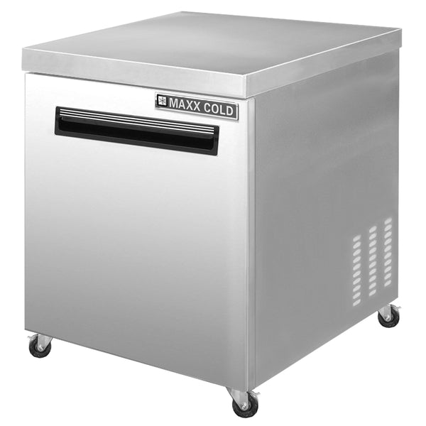 MXCF27U(HC) Undercounter Freezer, Single Door