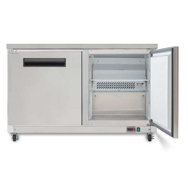MXCF48UHC Undercounter Freezer, Double Door