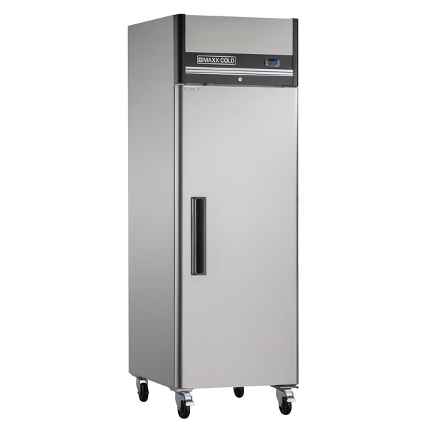 MXCR-19FDHC Reach-in Refrigerator, Single Door, Top Mount