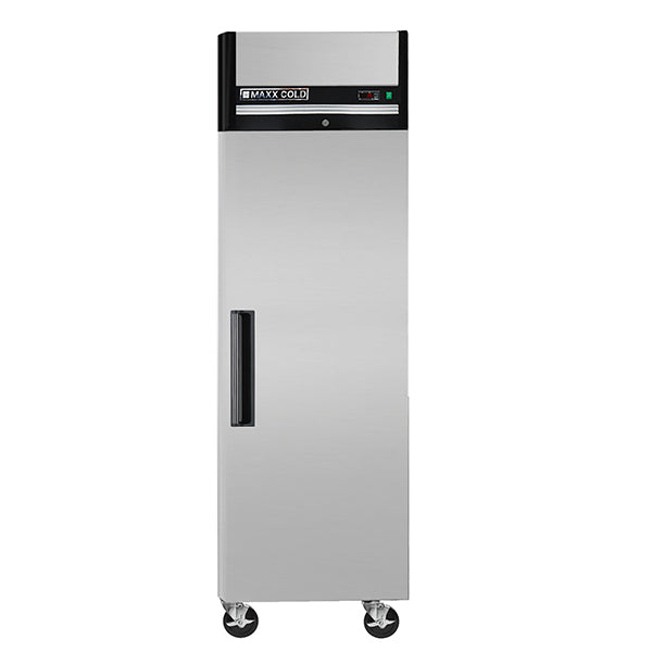 MXCR-23FDHC Reach-in Refrigerator, Single Door, Top Mount