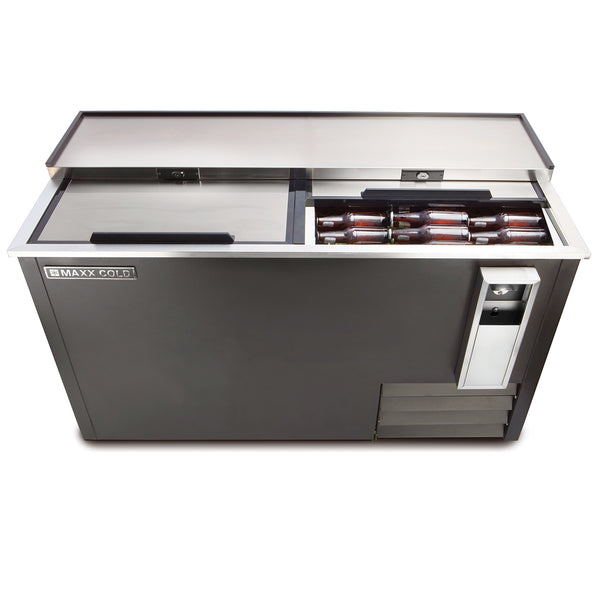 MXCR65BHC Horizontal Bottle Cooler