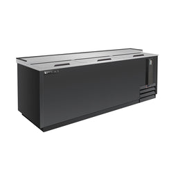 MXCR96BHC Horizontal Bottle Cooler