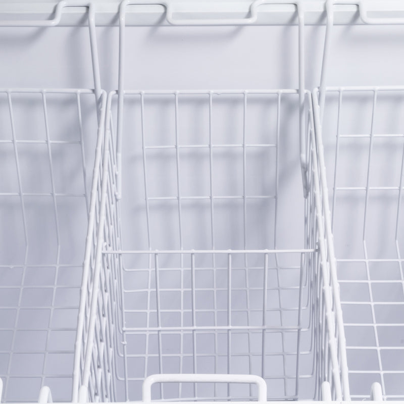 MXF64CHC-7 Chest Freezer Display, Curved Top