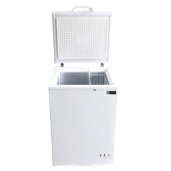 MXSH3.4SHC  Chest Freezer, Solid Top
