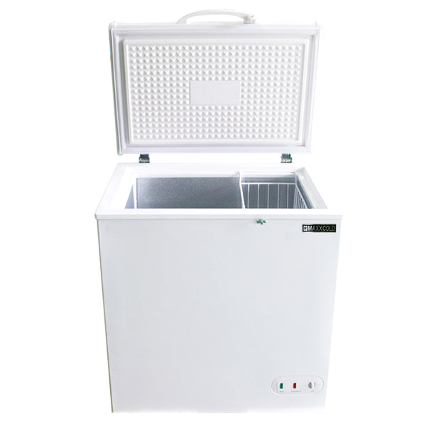 MXSH5.2SHC  Chest Freezer, Solid Top