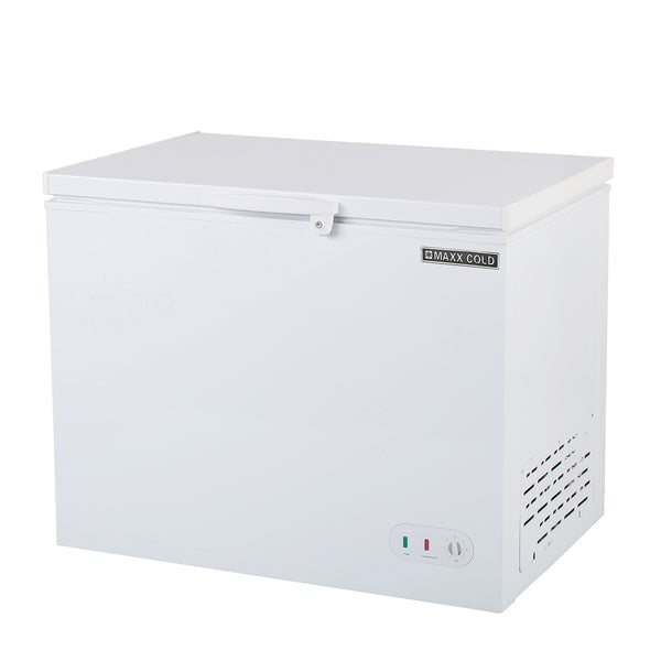 MXSH9.6SHC Chest Freezer, Solid Top
