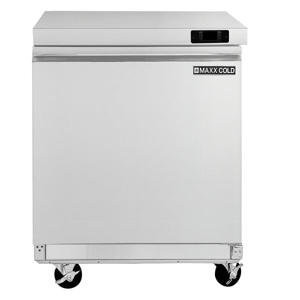 MXSF29UHC Undercounter Freezer, Single Door