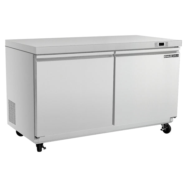 MXSF48UHC Undercounter Freezer, Double Door