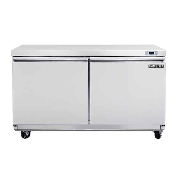 MXSF60UHC Undercounter Freezer, Double Door