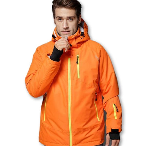 Premium Mens Snow Jacket