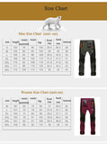 Ski Pants - Mens & Women