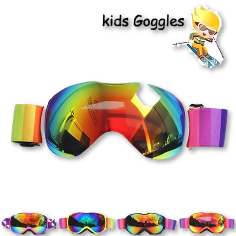 Kids Snow Goggles