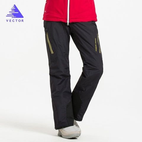 VECTOR Professional Ski Pants Women