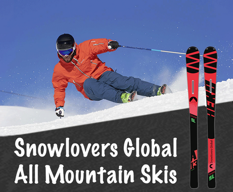 All Mountain Skis - Buy Now, Pay Later with Lay-Buy