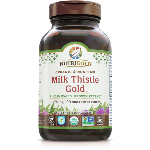 Milk Thistle Gold