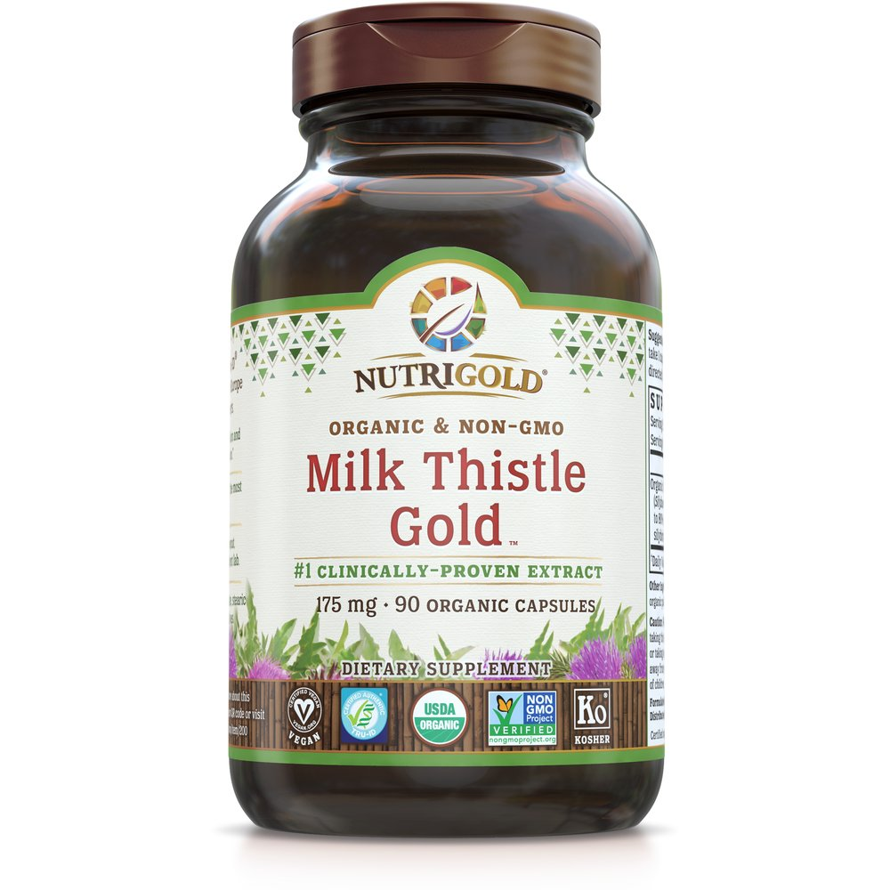 Milk Thistle Gold by NutriGold