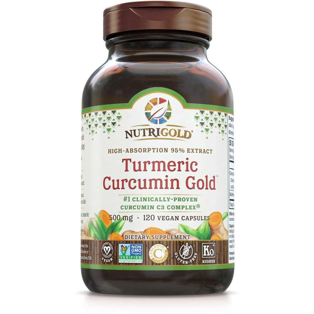 Turmeric Curcumin Gold by NutriGold®
