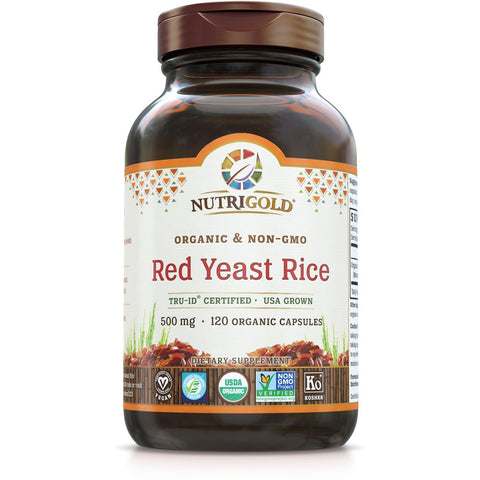 Red Yeast Rice Gold