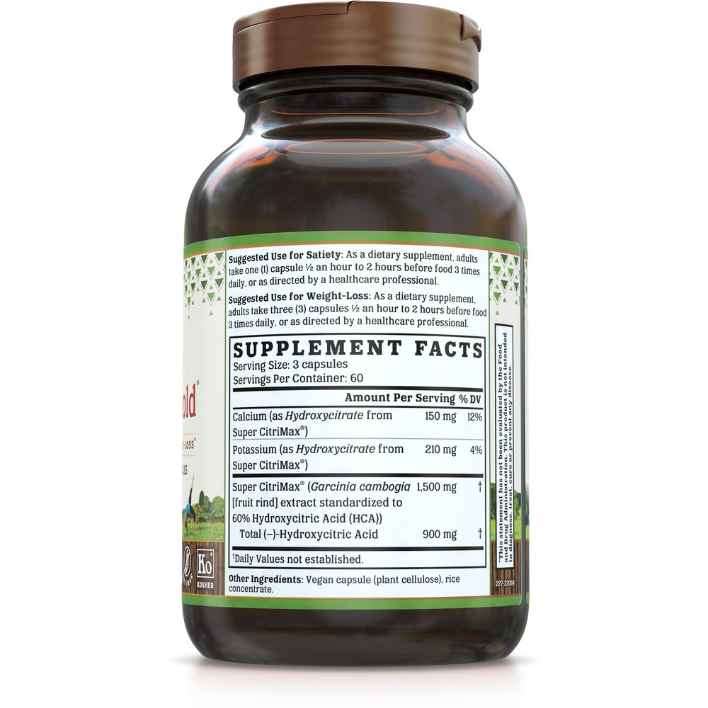 Garcinia Cambogia Gold by NutriGold