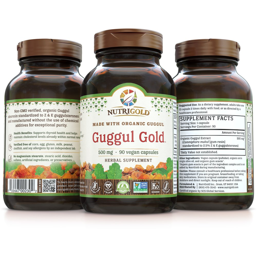 Guggul Gold by NutriGold