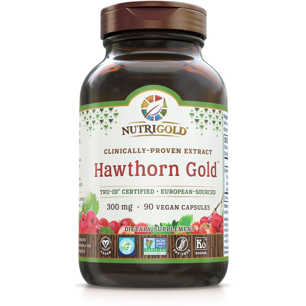 Hawthorn Gold by NutriGold