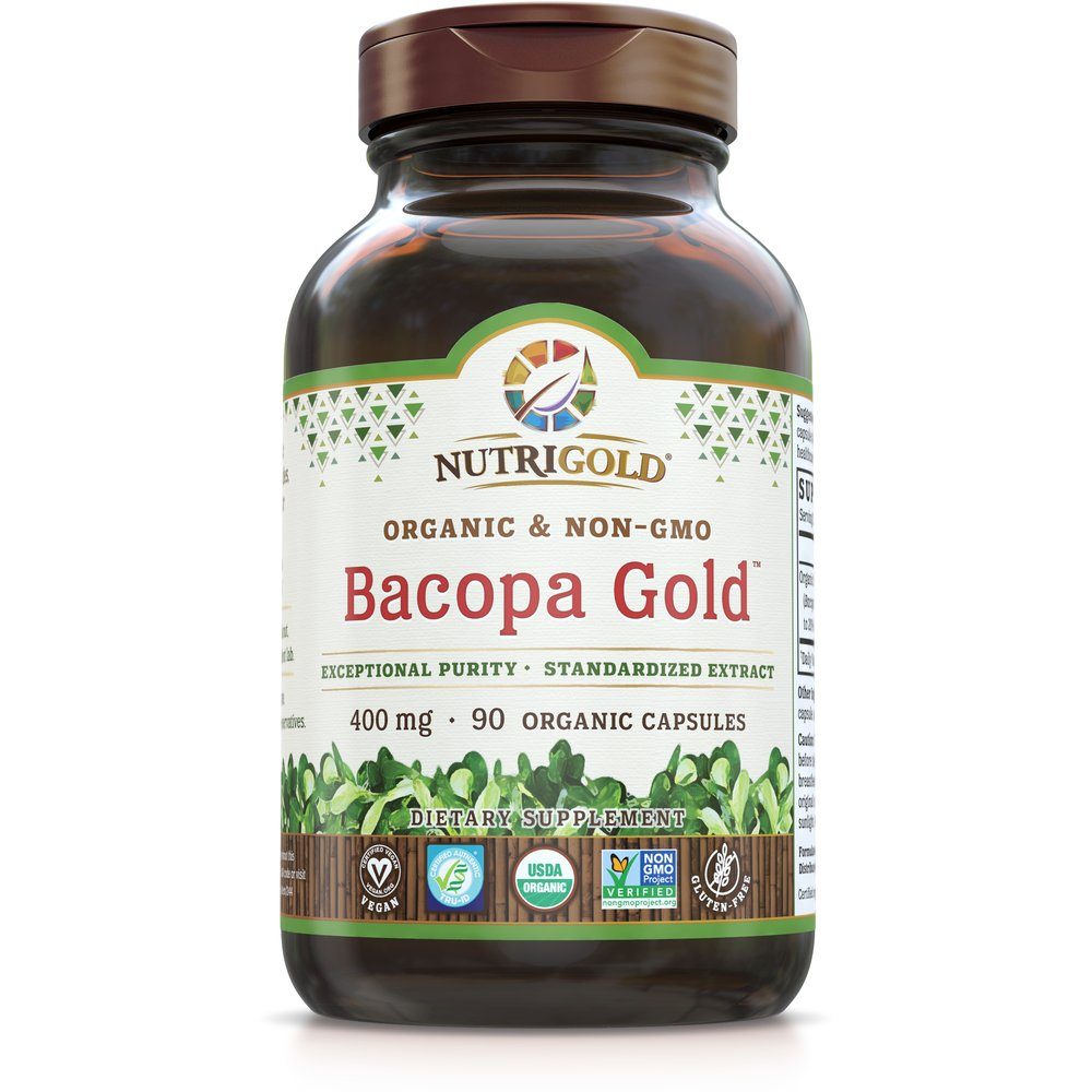 Bacopa Gold by NutriGold