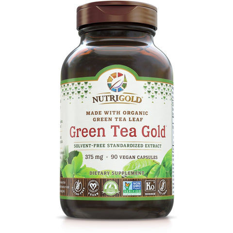 Green Tea Gold