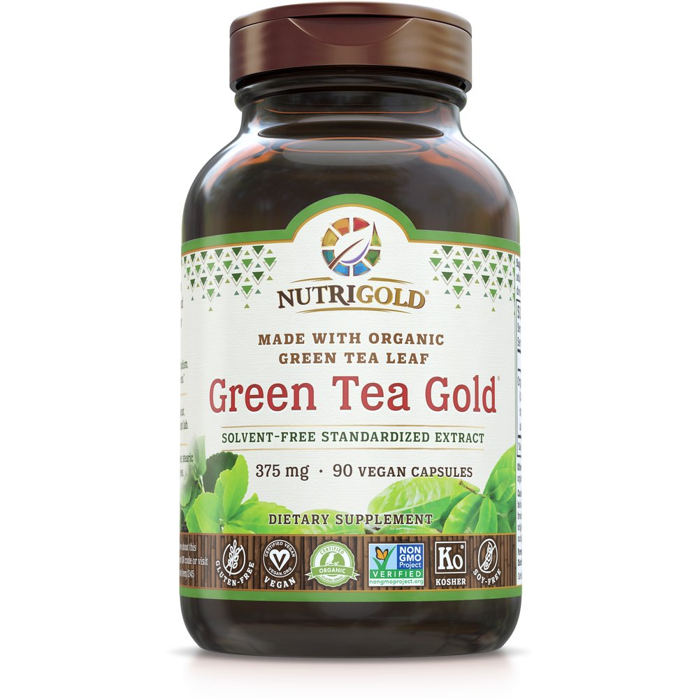 Green Tea Gold by NutriGold