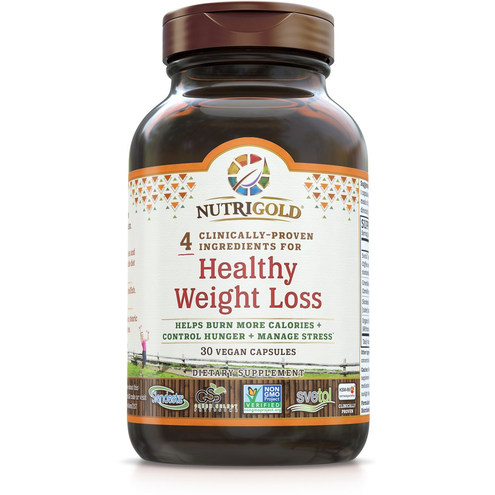 Healthy Weight-Loss by NutriGold