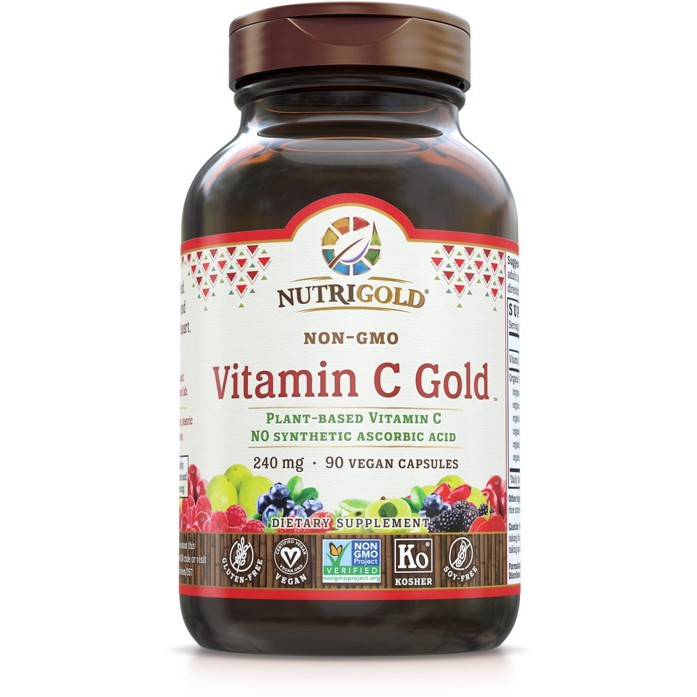 Vitamin C Gold by NutriGold®