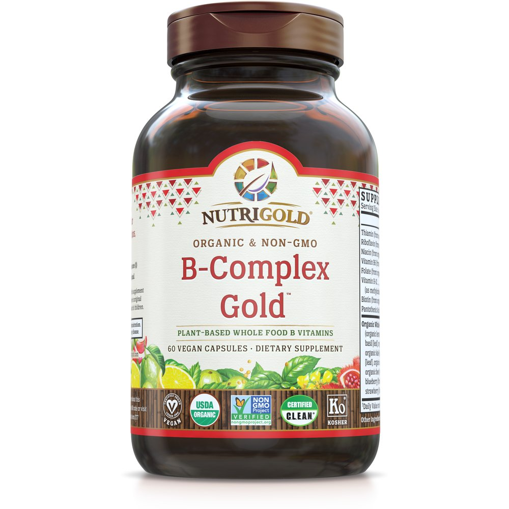B-Complex Gold by NutriGold