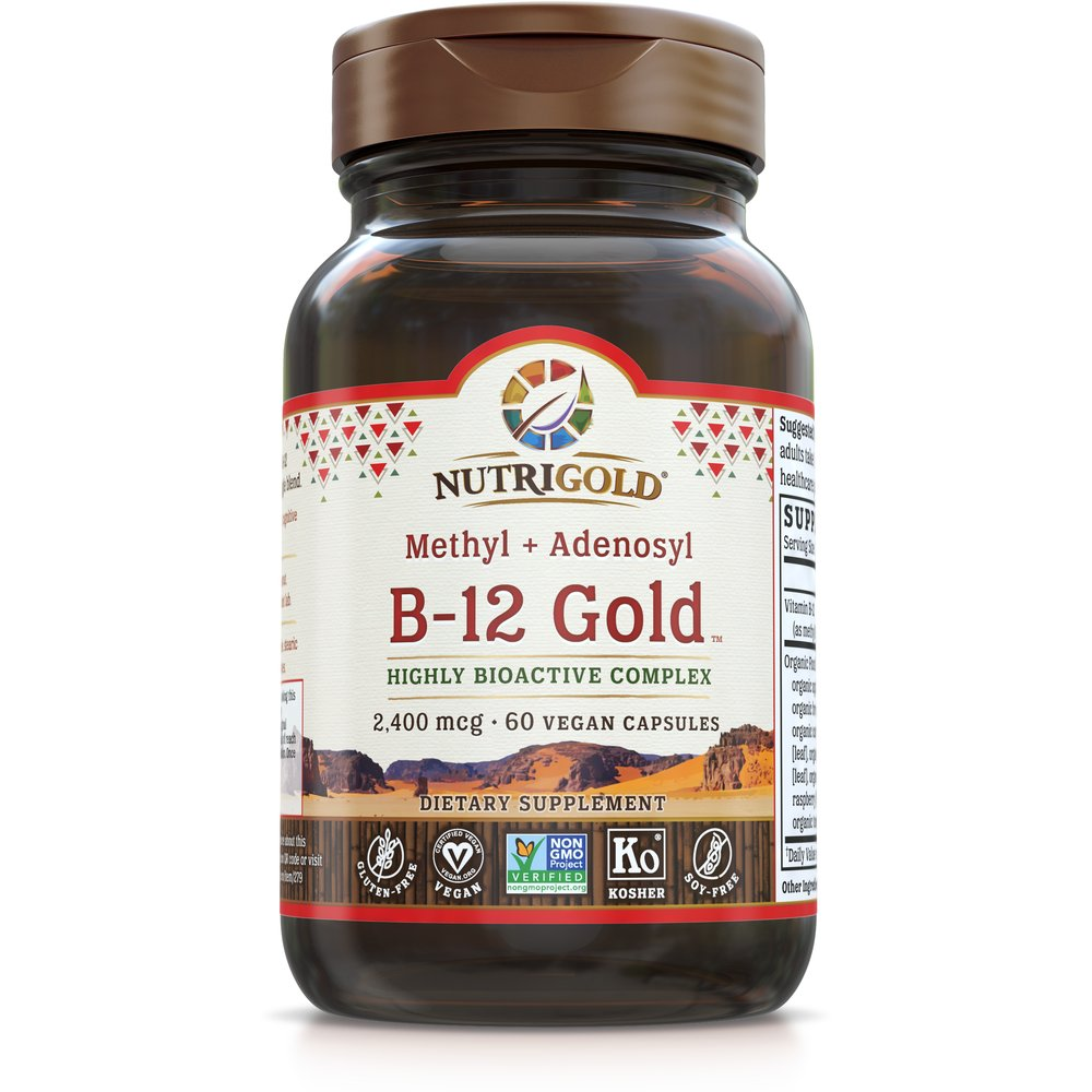 Vitamin B12 Gold by NutriGold