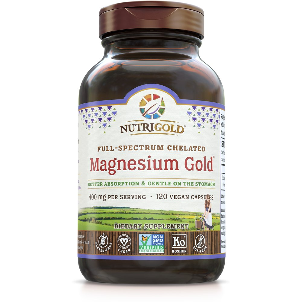 Magnesium Gold by NutriGold®