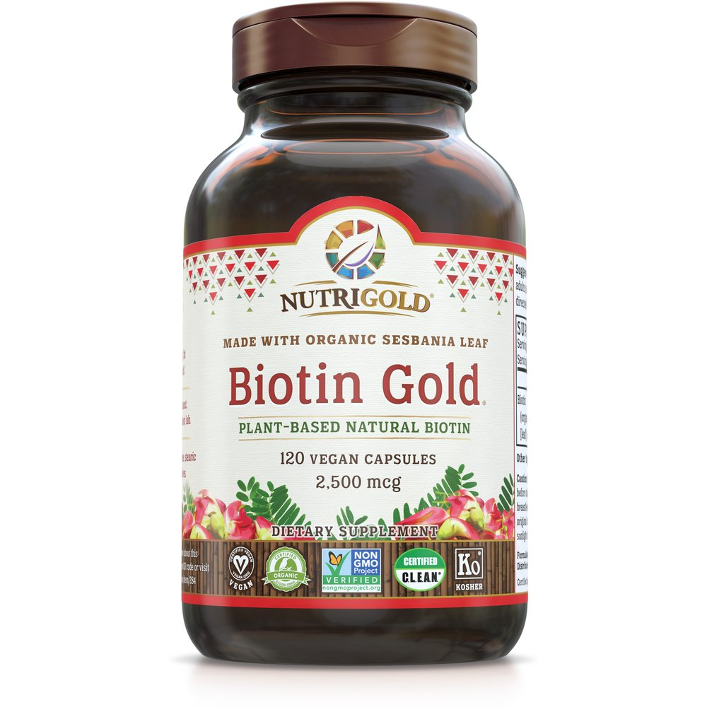 Biotin Gold by NutriGold