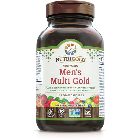 Men's Multi Gold
