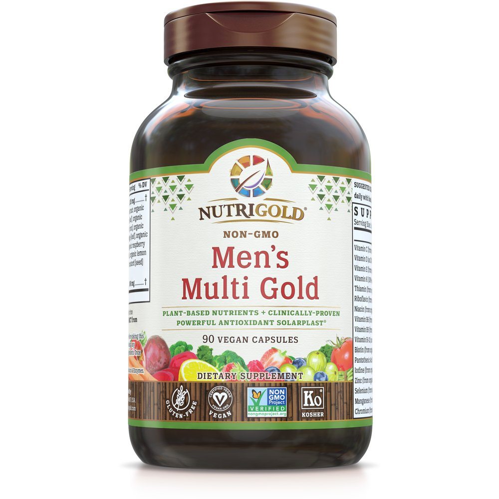 Men's Multi Gold by NutriGold®