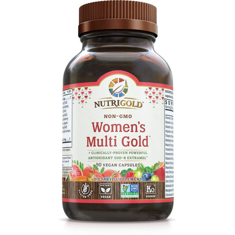 Women's Multi Gold