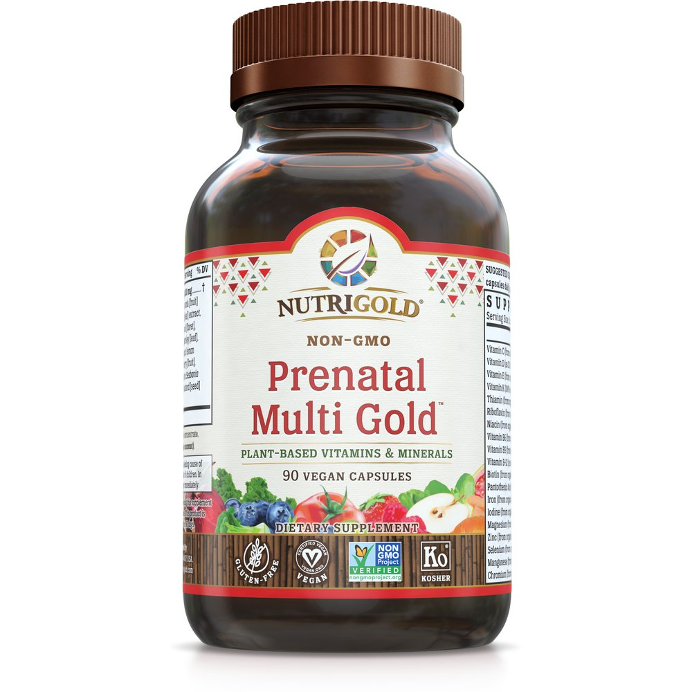 Prenatal Multi Gold by NutriGold