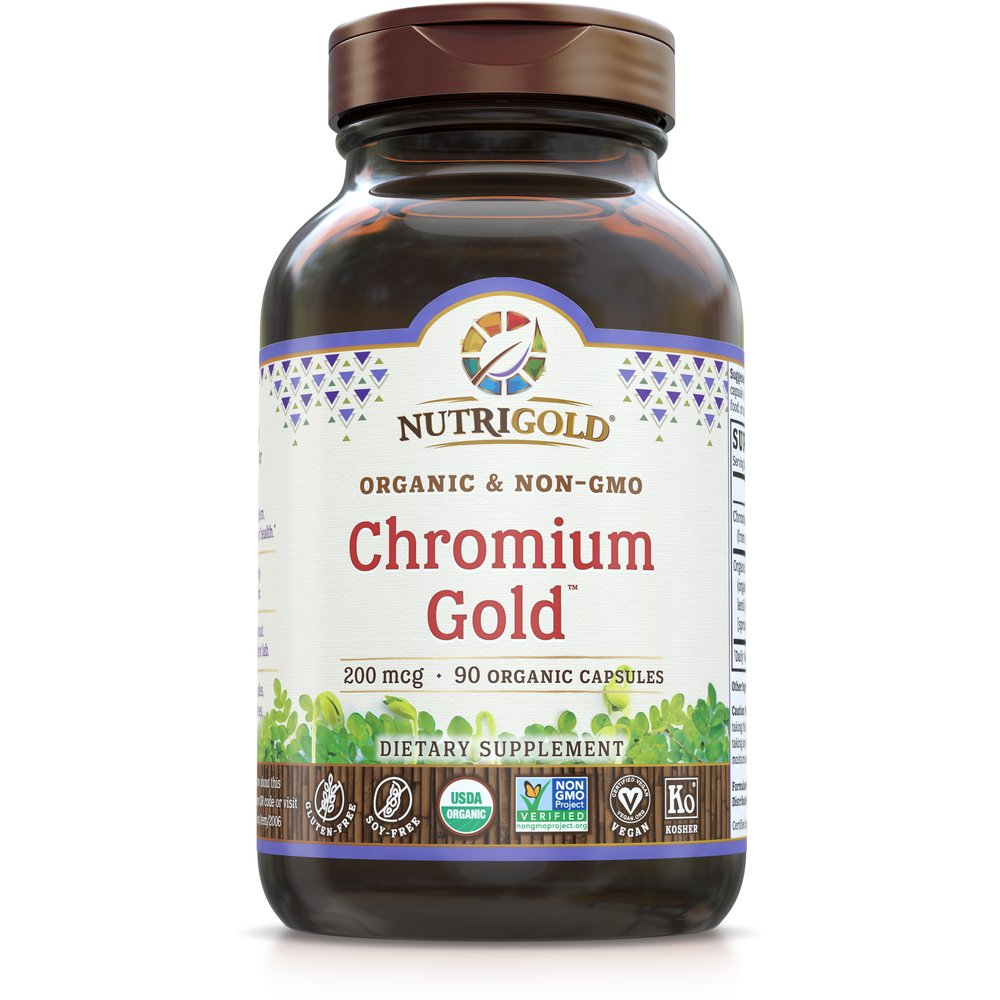 Chromium Gold by NutriGold